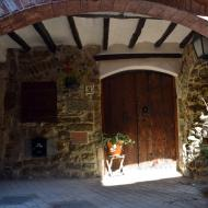 Palouet: detall casa  Ramon Sunyer
