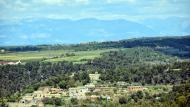El Castell de Santa Maria: Des d'Altadill  Ramon Sunyer