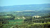 La Pobla de Carivenys: Vista des d'Aguiló  Ramon Sunyer
