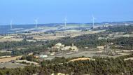 La Cirera: Vista des de Savallà  Ramon Sunyer
