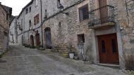 Llorac: carrer major  Ramon Sunyer
