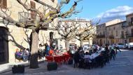 Passanant: Festa del mondongo  Ramon Sunyer
