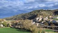 Vallfogona de Riucorb: vista a la primavera  Ramon Sunyer