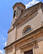 Belltall: Església de sant Pere  Ramon Sunyer