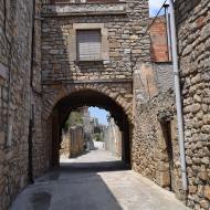 Belltall: portal  Ramon Sunyer