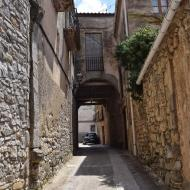 Belltall: Antiga entrada del castell  Ramon Sunyer