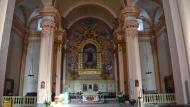 Guissona: Esgésia de Santa Maria  Ramon Sunyer