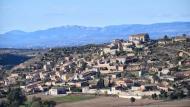 Les Oluges: Vista del poble  Ramon Sunyer