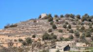 Les Oluges: torre  Ramon Sunyer