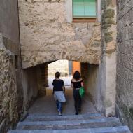 Sedó: portal  Ramon Sunyer