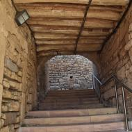 Montornès de Segarra: portal  Ramon Sunyer