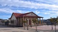 Montornès de Segarra: Antigues escoles  Ramon Sunyer