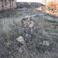 Les Cases de la Serra: Església de Sant Pere de mas Pujol  Ramon Sunyer