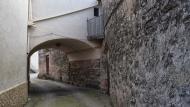 Vicfred: pas cobert de la plaça  Ramon Sunyer
