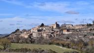 Vilagrasseta: vista del poble  Ramon Sunyer