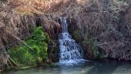 La Prenyanosa: Peixera al riu Sió  Ramon Sunyer