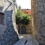 Sant Domí: carrer  Ramon Sunyer
