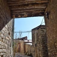 Sant Domí: pas cobert  Ramon Sunyer
