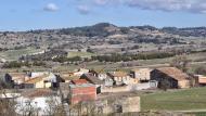 Sant Pere dels Arquells: poble  Ramon Sunyer