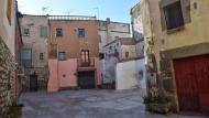 Sant Pere dels Arquells: plaça major  Ramon Sunyer