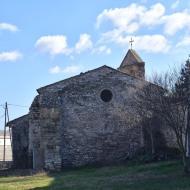 Sant Pere dels Arquells: Església de Sant Pere   Ramon Sunyer