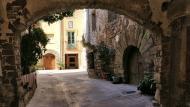 Sant Pere dels Arquells: portal  Ramon Sunyer