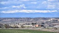 Sant Pere dels Arquells: paisatge  Ramon Sunyer