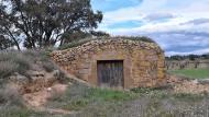 Els Plans de Sió: cabana de volta  Ramon Sunyer
