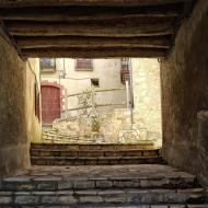 Pavia: portal  Ramon Sunyer