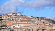 Talavera: vista del poble  Ramon Sunyer