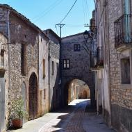 Talavera: portal  Ramon Sunyer