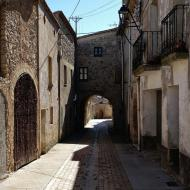 Talavera: carrer Major  Ramon Sunyer