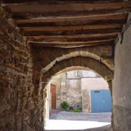 Massoteres: portal  Ramon Sunyer
