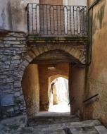 La Rabassa: portal  Ramon Sunyer