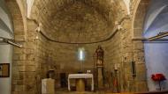 Pelagalls: Església de Sant Esteve  Ramon Sunyer