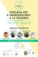 cartell Jornada per a emprenedores