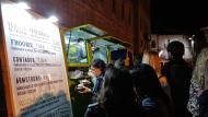 Cervera: foodtruck  Ramon Sunyer