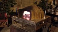 Cervera: forn pizza  Ramon Sunyer