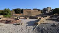 Guissona: Parc antiga Ciutat de Iesso  Ramon Sunyer