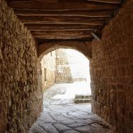 Florejacs: portal  Ramon Sunyer