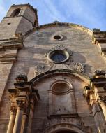 Maldà: Església de Santa Maria  Ramon Sunyer