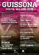 Festa major de Guissona 2018