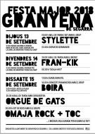 Festa Major de Granyena de Segarra 2018