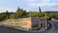 Montblanquet: cementiri  Ramon Sunyer