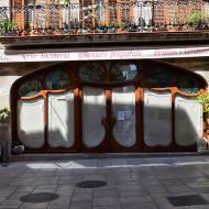 Guissona: botiga  Ramon Sunyer