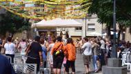 Guissona: Sardanes a la plaça  Ramon Sunyer