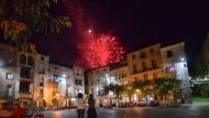 Santa Coloma de Queralt: Castell de focs  Ramon Sunyer