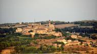 Aguiló: Vista des de Santa Fe de Montfred  Ramon Sunyer