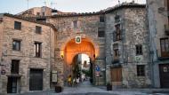Santa Coloma de Queralt: Portal de Sanou  Ramon Sunyer