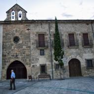 Santa Coloma de Queralt: Església de Santa Magdalena  Ramon Sunyer